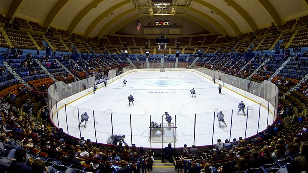 Ice Hockey To Host First Ever Doubleheaders This Weekend Lebanon